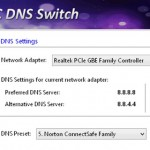 Cambiare i DNS velocemente su Windows